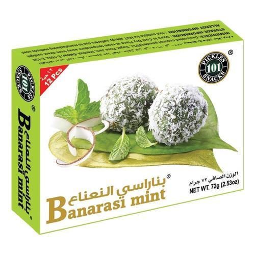 Banarasi Mint A Minty Mouth Freshener 72gm