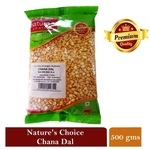 NATURES CHOICE PREMIUM QUALITY CHANNA DAL 500G