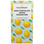 Millennium Dark Chocolate Bar with Lemon Cheesecake 100 G