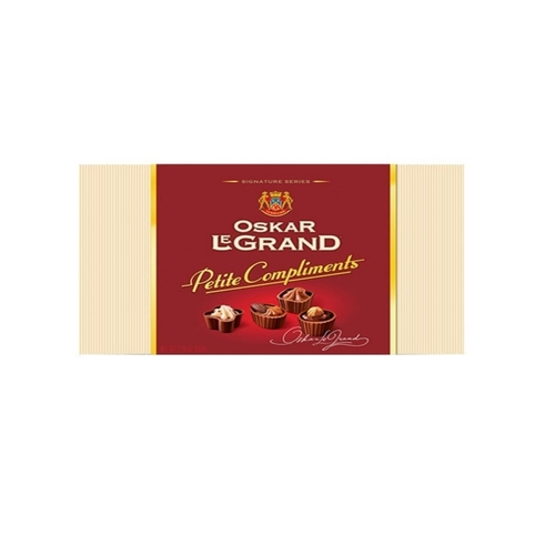 Millennium Oskar Le Grand Petite Compliments Premium Assorted Chocolate.