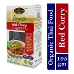 Sutharos Organic Thai Red Curry 1 x 195gm
