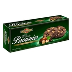 Quickbury Mini Brownies With Hazelnut