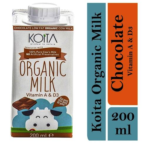 Koita Premium Organic Chocolate Milk 1 x 200ml