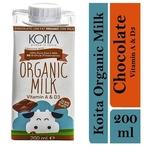 Koita Premium Organic Chocolate Milk 1 x 200ml