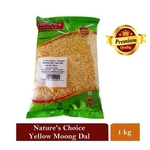 NATURES CHOICE PREMIUM QUALITY MOONG DAL YELLOW 1KG
