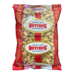 NUTTY NUTS  PREMIUM QUALITY ROASTED AND SALTED PISTACHIOS WITH SHELL 500G