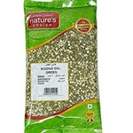 NATURE'S CHOICE PREMIUM QUALITY SPLIT GREEN MOONG DAL 500G