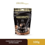 Chocodate Rich Extra Dark Chocolate with Whole Almond 100GM