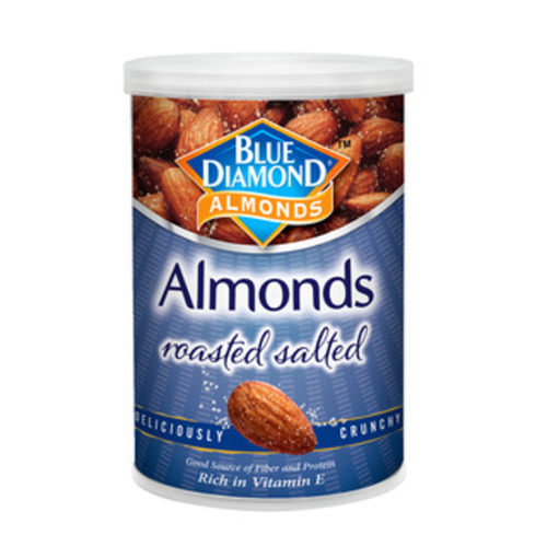 Blue Diamond Roasted Almonds Nut With Salted 130g