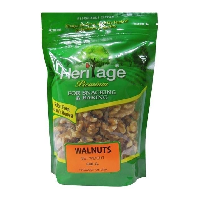 Heritage Raw Walnuts