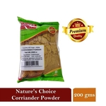 NATURES CHOICE PREMIUM QUALITY CORIANDER POWDER 200
