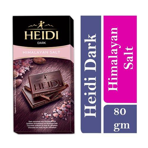 Heidi Dark Chocolate With Himalayan Salt