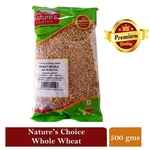 NATURE'S CHOICE PREMIUM QUALITY WHOLE WHEAT 500G