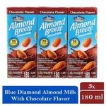 Blue Diamond Almond Milk with Chocolate Flavor Health Drink