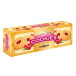 Quickbury Shortbread Cookies  Raspberries  125g