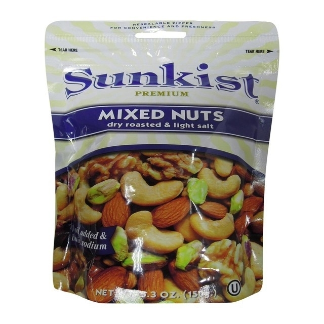 Sunkist Premium Mixed Nuts
