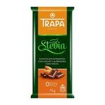 Trapa Sugar Free Almond Milk Chocolate with Stevia - Gluten Free