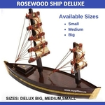 Rosewood Ship Deluxe