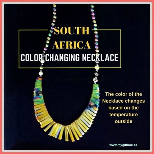 Color Changing Necklace