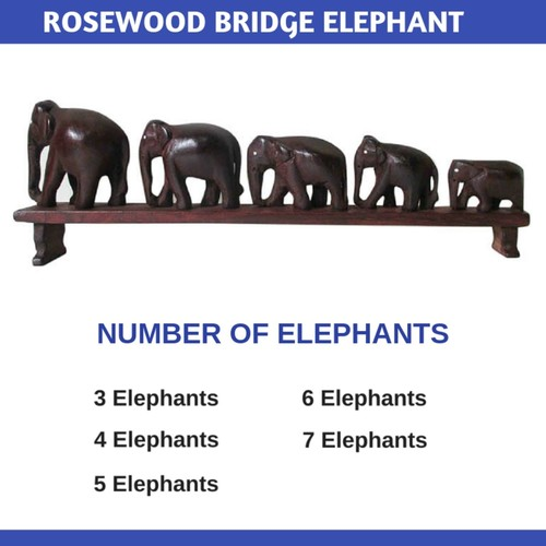 Rosewood Bridge Elephant
