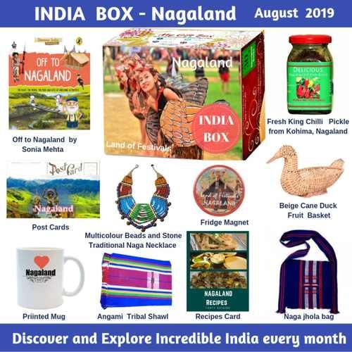 India  Box