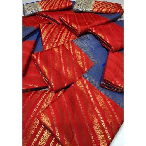 DKCS02 - Kanchipuram look alike silk saree