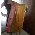 Chanderi Silk cotton dupatta