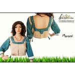 DKC6COA11-SOW045 - Designer ready to wear blouse