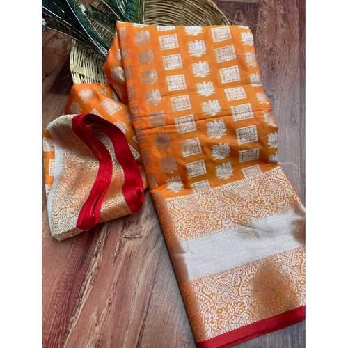 DL17 - Lichi Soft Silk Saree
