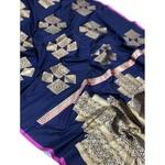 DBS06 - Silk cotton Paithani Sarees