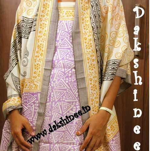 SCV003 - Pashmina Silk cotton Salwar Suit