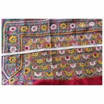 DKW02 - Kutch work hand embroidered Fabric