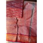 kanchi cotton saree