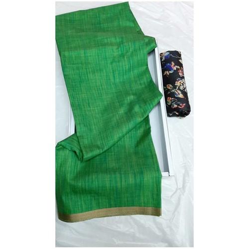 DKKS13 - Karni Soft silk with beautiful  Self Design