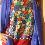 Kalamkari Cotton Salwar Suit