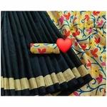 DRK03 - Raw printed Khadi Premium