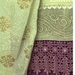 Embroidered Silkcotton Salwar Suit
