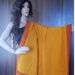 Handloom Ikkat Cotton Dupatta