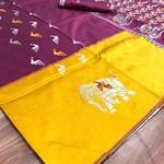 DB05 - Silk Banarasi Silk