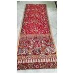 DK02 - Vegetable coloured Mangalgiri cotton Kalamkari Sarees