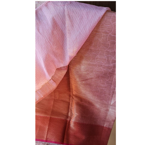 kota semi silk saree