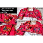 DKKWR007 - Hand embroidered Kutch work Ready to wear blouse