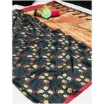 DL24 - Lichi Soft Silk Saree