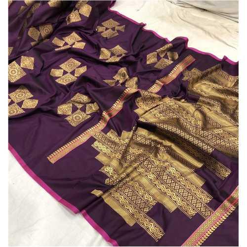 DBS01 - Silk cotton Paithani Sarees