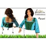 DKC6COA12-SOB049 - Designer ready to wear blouse