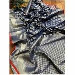 DL15 - Lichi Soft Silk Saree