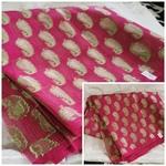 199- Silkcotton Fabric