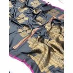 DBS04 - Silk cotton Paithani Sarees