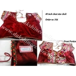 DKKWR026 - Hand embroidered Kutch work Ready to wear blouse