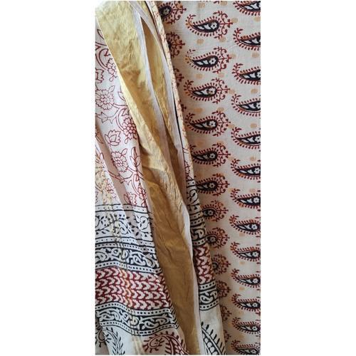 Bagh Print Cotton Salwar Suit